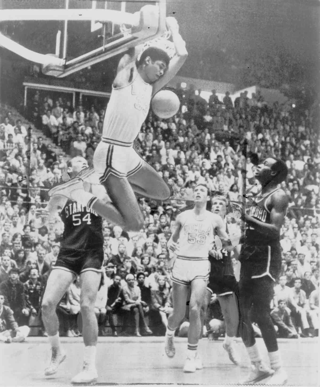 Lew Alcindor UCLA